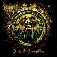 BURIED IN BLACK - Arms Of Armageddon