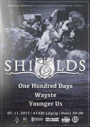 SHIELDS, ONE HUNDRED DAYS, WAYSTE, YOUNGER US