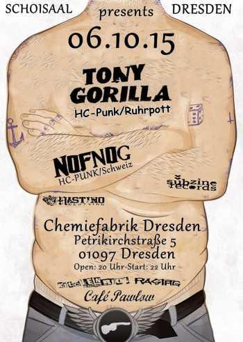 TONY GORILLA, NOFNOG