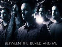 BETWEEN THE BURIED AND ME | image © www.metalblade.de