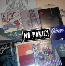 NO PANIC RECORDS | image © www.partyausfall.de