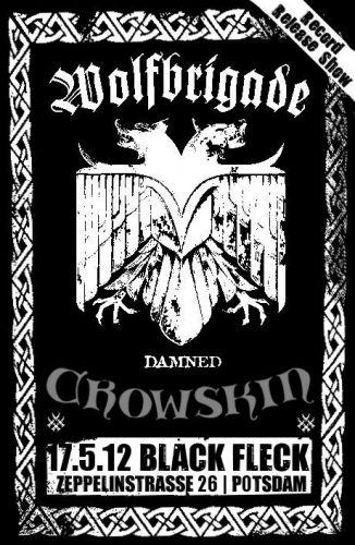 WOLFBRIGADE, CROWSKIN