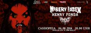 MISERY INDEX, HENRY FONDA, ANCST