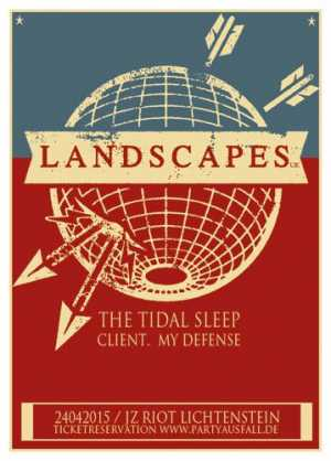 LANDSCAPES, THE TIDAL SLEEP, CLIENT., MY DEFENSE