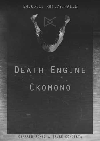DEATH ENGINE, CKOMONO