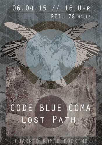 CODE BLUE COMA, LOST PATH
