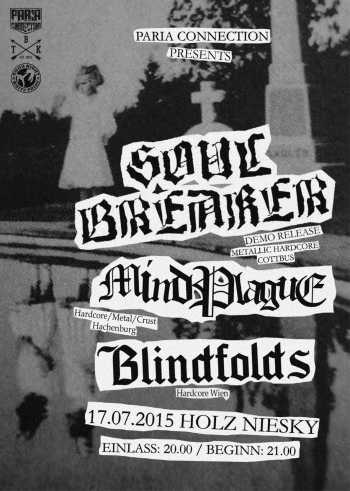 SOULBREAKER, MINDPLAGUE, BLINDFOLDS