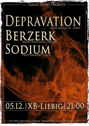 DEPRAVATION, BERZEK, SODIUM