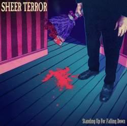 sheer terror